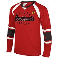 Men's Chicago Blackhawks Lineman Tee