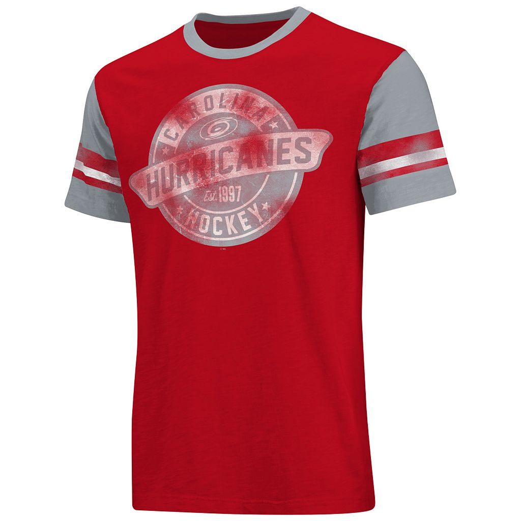 Men's Carolina Hurricanes Dangle Tee