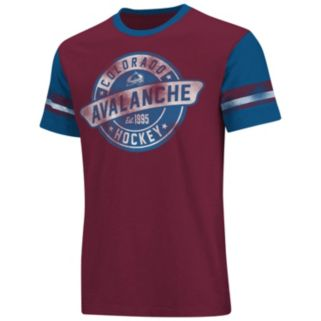Men's Colorado Avalanche Dangle Tee