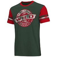 Men's Minnesota Wild Dangle Tee
