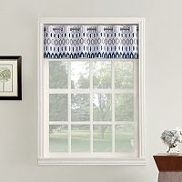 Top of the Window Vesper Light Filtering Window Valance - 54'' x 14''