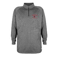 Men's Stitches Boston Red Sox Charcoal Fleece Pullover
