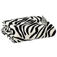 Sunbeam Slumber Rest Microplush Electric Throw