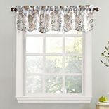 Top of the Window Signy Light Filtering Window Valance - 54'' x 14''