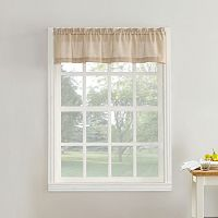 Top of the Window Monroe Light Filtering Valance - 54'' x 14''
