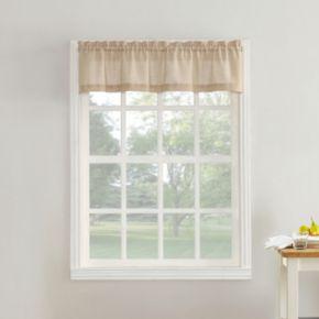 Top of the Window Monroe Light Filtering Window Valance - 54'' x 14''