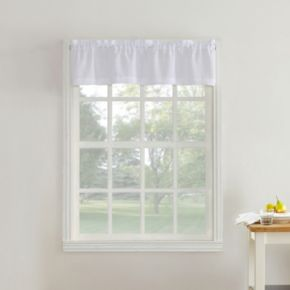 Top of the Window Monroe Light Filtering Window Valance - 54'' x 14''