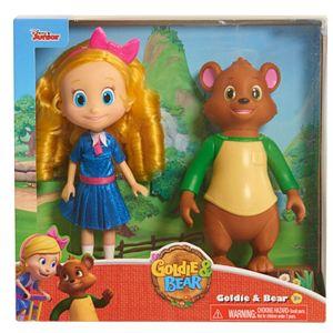 Disney's Goldie & Bear Doll Set