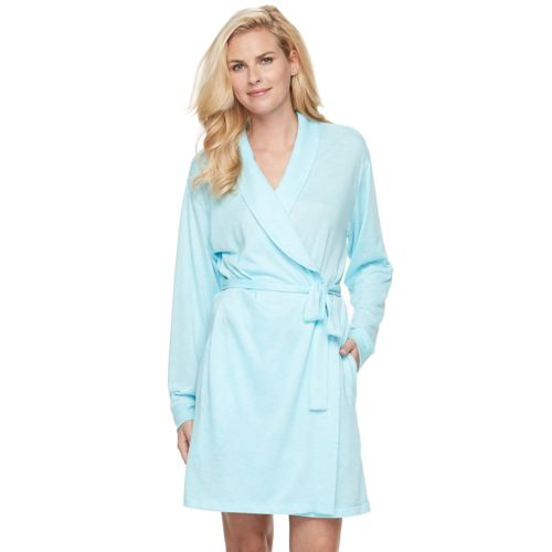Women's Croft & Barrow® Wrap Robe