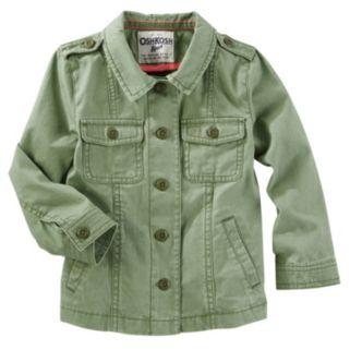 Girls 4-8 OshKosh B'gosh® Utility Jacket