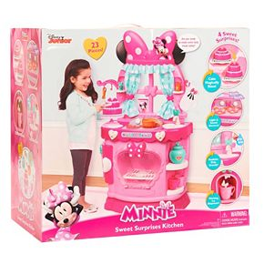 Disney\'s Minnie Mouse Minnie\'s Bow-Tique Sweet Surprises Kitchen ...