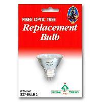 National Tree Company 12V / 10W Bulb for Fiber Optic Tree