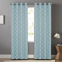 SONOMA Goods for Life™ Embroidered Trellis Dynasty Curtain
