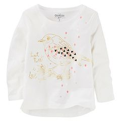 Girls 4-8 OshKosh B'gosh® 'Tweet Tweet' Bird Graphic Tee
