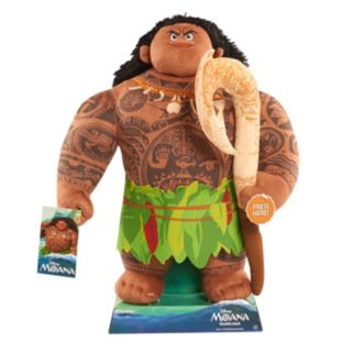 Disney's Moana Talking Maui Plush Toy