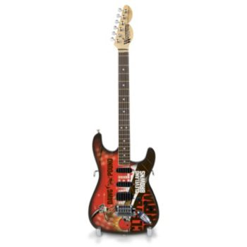 Cleveland Browns NorthEnder Collector Series Mini Replica Electric Guitar