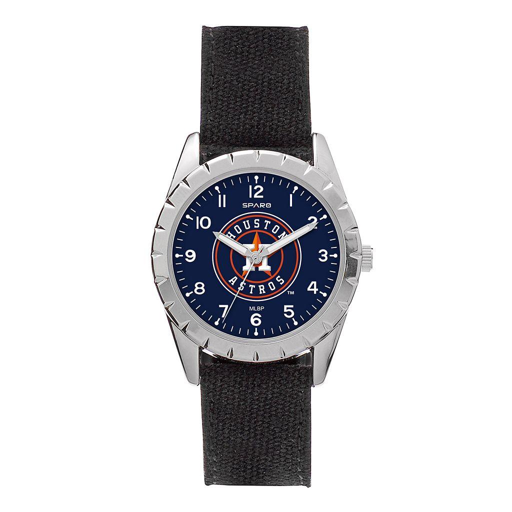 Kids' Sparo Houston Astros Nickel Watch