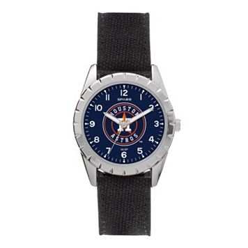 Kids' Sparo Houston Astros Nickel Watch