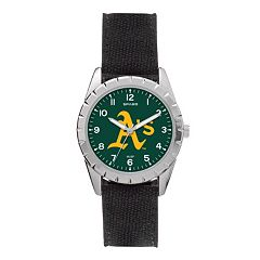 Kids' Sparo Oakland Athletics Nickel Watch