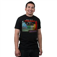 Men's Star Wars Periodic Table Tee