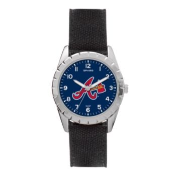 Kids' Sparo Atlanta Braves Nickel Watch