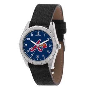 Kids' Sparo Atlanta Braves Nickel Watch
