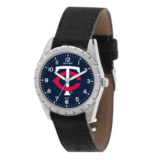 Kids' Sparo Minnesota Twins Nickel Watch