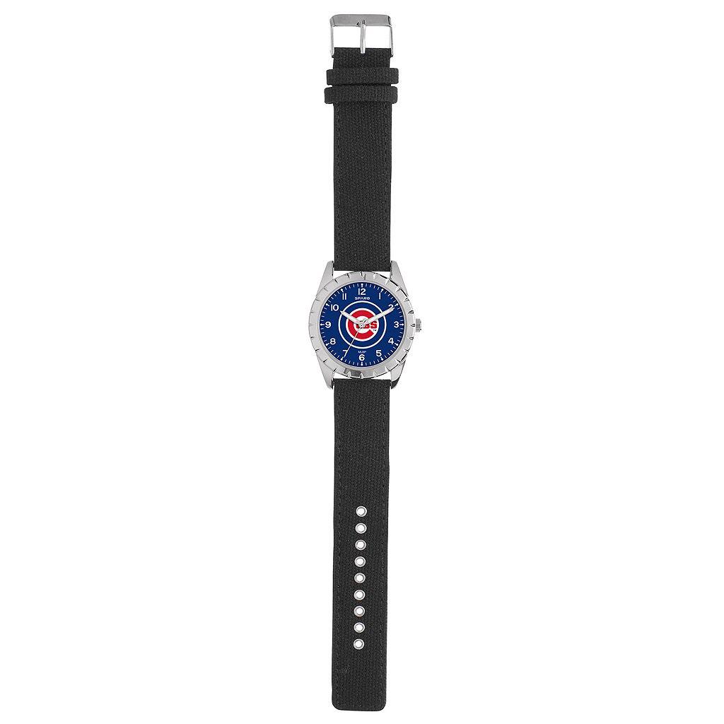 Kids' Sparo Chicago Cubs Nickel Watch