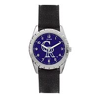 Kids' Sparo Colorado Rockies Nickel Watch