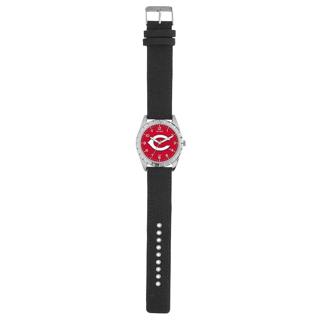 Kids' Sparo Cincinnati Reds Nickel Watch
