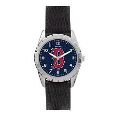 Kids' Sparo Boston Red Sox Nickel Watch
