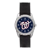 Kids' Sparo Washington Nationals Nickel Watch