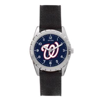 Kids' Sparo Washington Nationals Nickel Watch