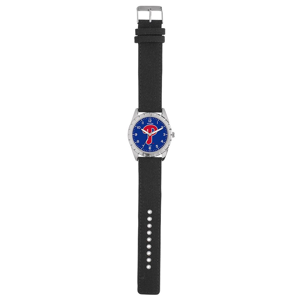 Kids' Sparo Philadelphia Phillies Nickel Watch