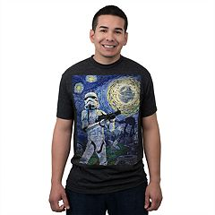 Men's Star Wars Stormy Night Tee