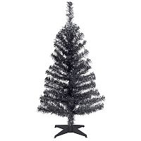 National Tree Company 3-ft. Tinsel Artificial Christmas Tree Floor Decor