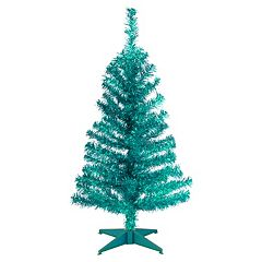 National Tree Company 3-ft. Tinsel Artificial Christmas Tree Floor Decor