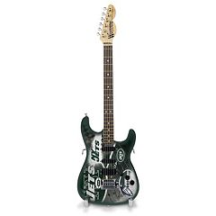New York Jets NorthEnder Collector Series Mini Replica Electric Guitar