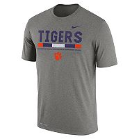 Men's Nike Clemson Tigers Legend Staff Dri-Fit Tee