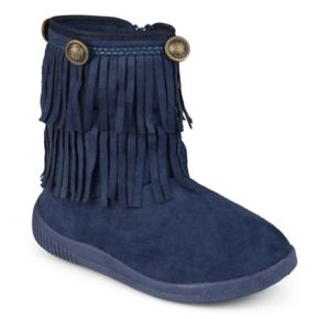 Journee Anza Girls' Ankle Boots