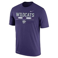 Men's Nike Kansas State Wildcats Legend Staff Dri-Fit Tee