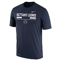 Men's Nike Penn State Nittany Lions Legend Staff Dri-Fit Tee