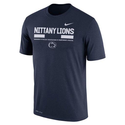 Men's Nike Penn State Nittany Lions Legend Staff Dri-Fit Tee
