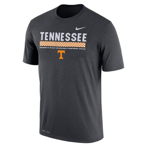 Men's Nike Tennessee Volunteers Legend Staff Dri-Fit Tee