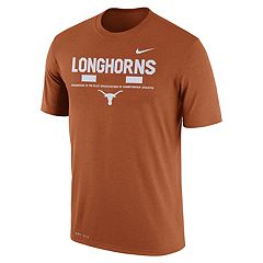 Men's Nike Texas Longhorns Legend Staff Dri-Fit Tee