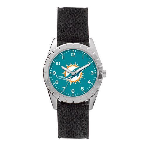 Kids' Sparo Miami Dolphins Nickel Watch