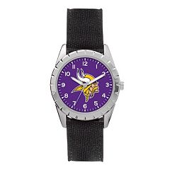 Kids' Sparo Minnesota Vikings Nickel Watch