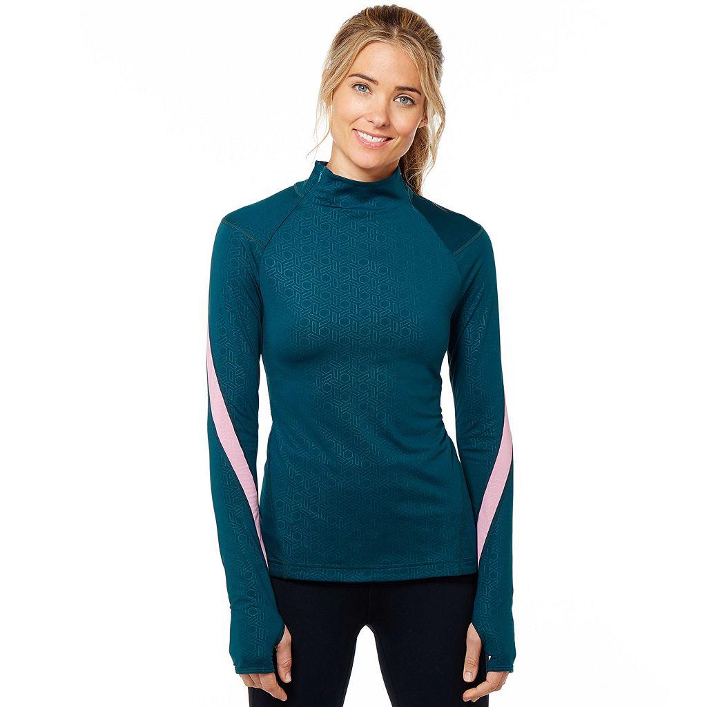 Women's Shape Active Radium 1/2 Zip Jacket