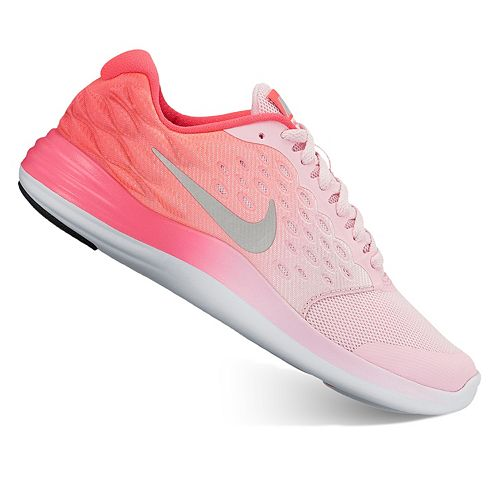pretty nice 47000 ece83 Nike Lunarstelos Grade School Girls  Shoes