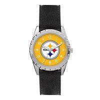 Kids' Sparo Pittsburgh Steelers Nickel Watch